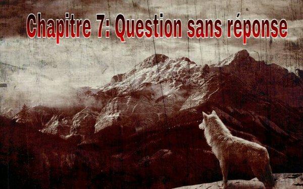Chapitre 7: Question sans réponse.