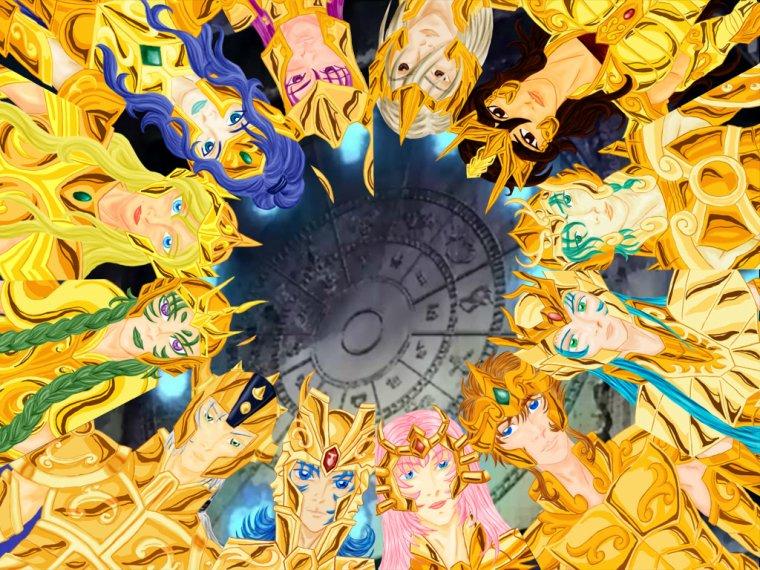 Les Saints d'or