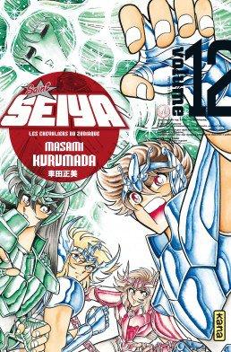 Saint Seiya Deluxe - Tome 12