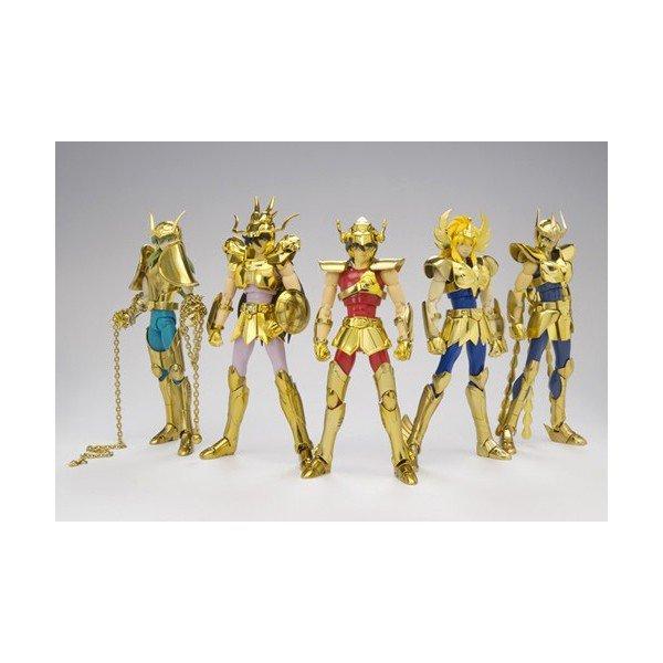 """Hyoga et bronzes V1 Gold """"EX"""""""
