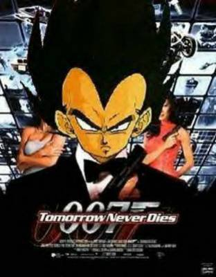 007 ~ Tomorrow Never Dies ^^