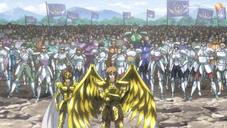 L'armée d'Athéna