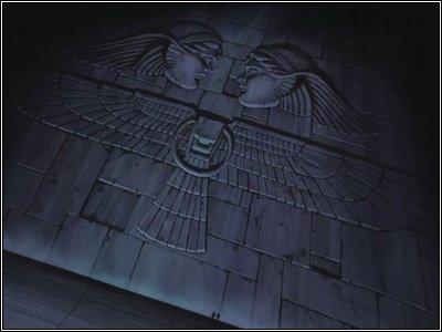 Le Mur des Lamentations et la Dimension Supérieure