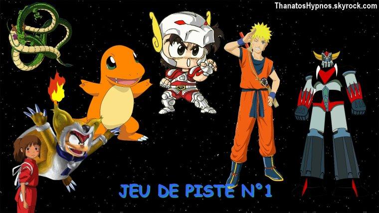 ~ JEU DE PISTE 1 ~