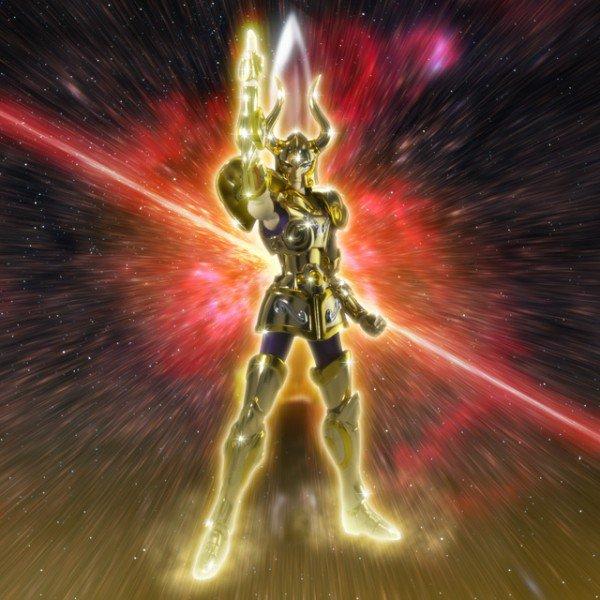 Myth Cloth EX ~ Shura du Capricorne