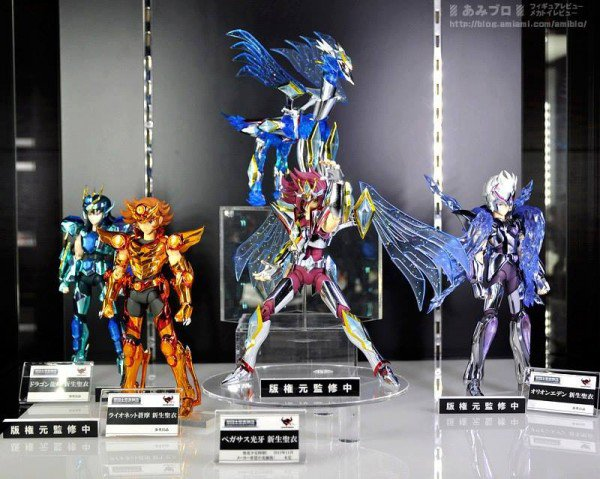 Myth Cloth ~ Saint Seiya Omega