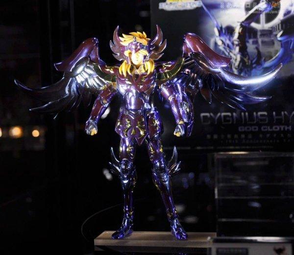 Myth Cloth ~ Hyoga du Cygne Kamui - 10ème anniversaire