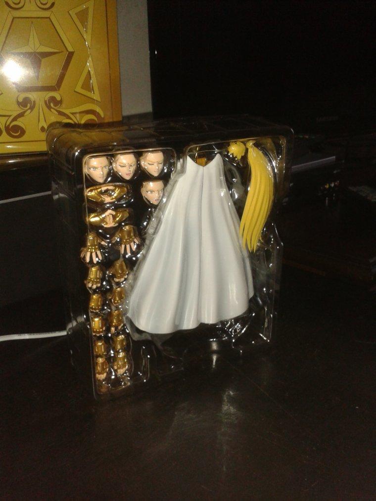 Myth Cloth EX ~ Shaka de la Vierge (Boite)
