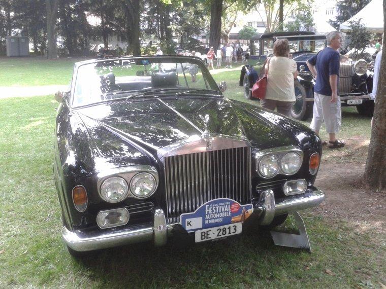 Festival de l'Automobile de Mulhouse 2013