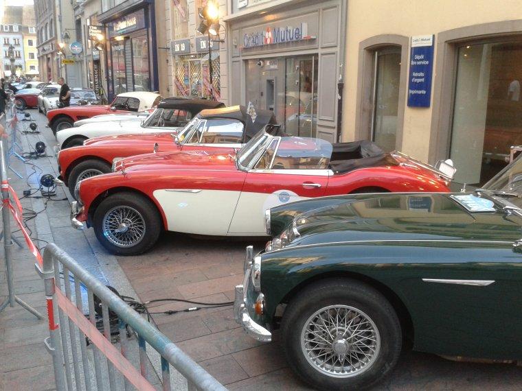 Festival de l'Automobile de Mulhouse 2013 - La nuit de l'auto
