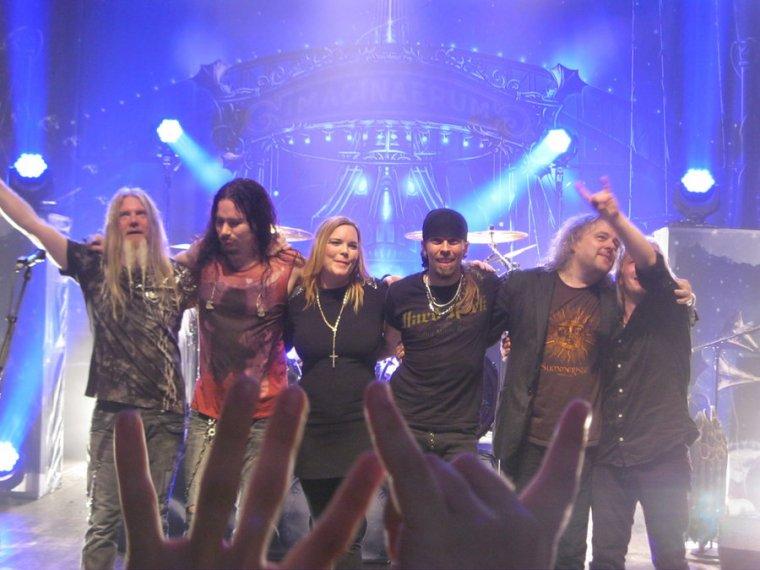 Excellente nouvelle pour les fans de Nightwish !!