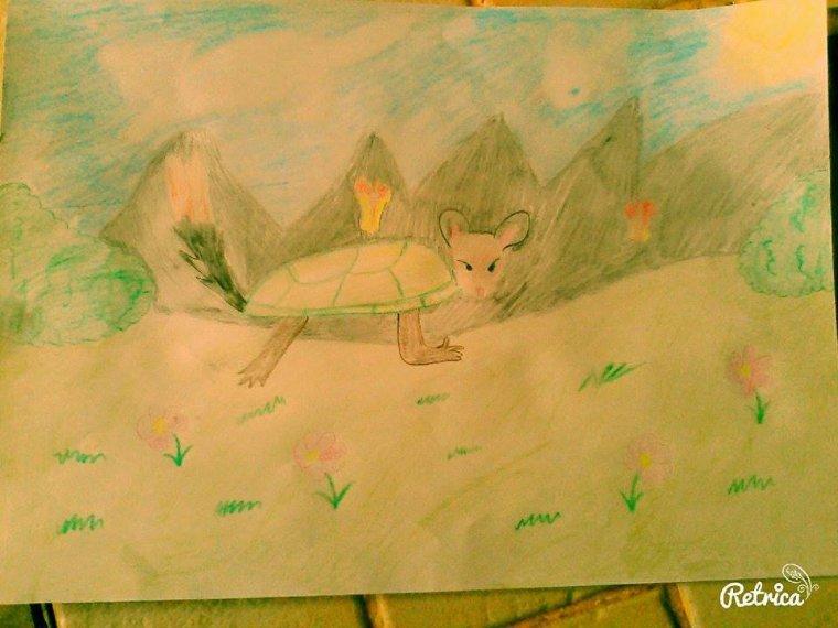 Concours de dessin n°6 - Animaux Fantastiques (Dessins - partie 1)