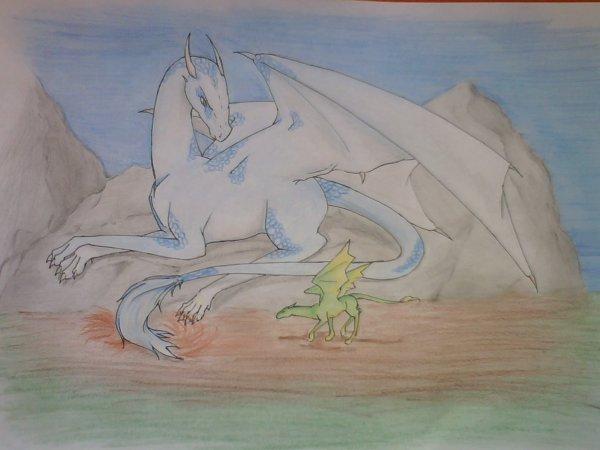Concours de dessin n°6 - Animaux Fantastiques (Dessins - partie 2)
