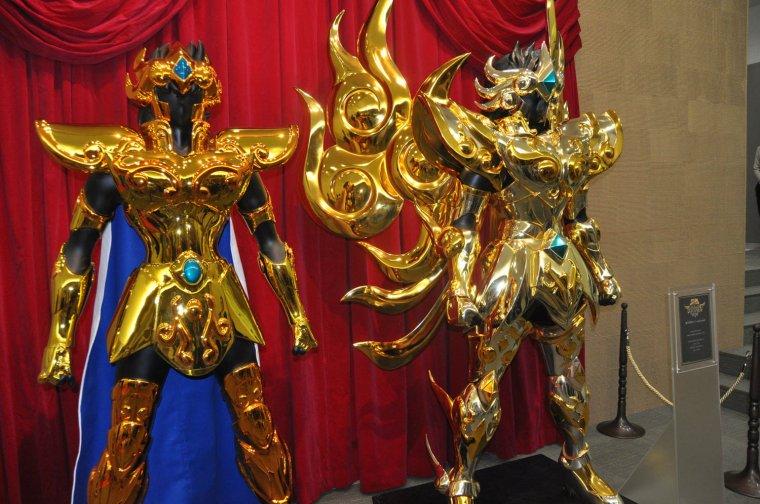 Quelques images de Soul of gold