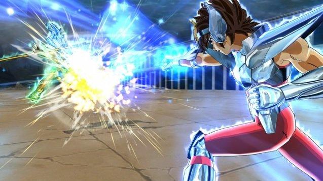 Trailer de gameplay de Saint Seiya Soldiers' Soul
