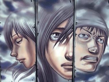 De quel manga provient cette image ?