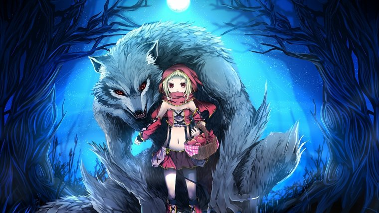 Citez-moi un manga ou un film japonais (ou animation) où il y a au moins un loup