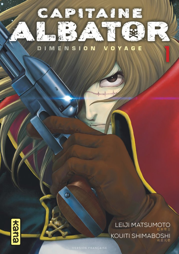 Albator - Dimension Voyage