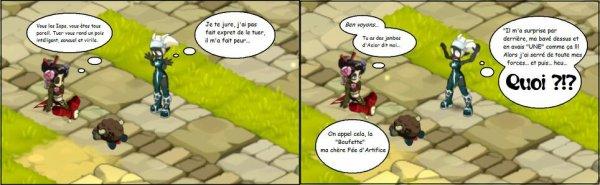 Grande conversation entre Caffreys et Fée ^^
