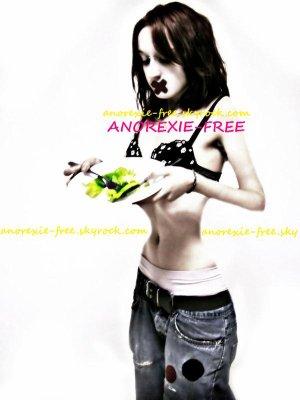anorexie-free : ce que j'en pense ?