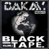 "La ""BLACK TAPE"" par DAKAV Disponible à la Fnac Bordeaux"