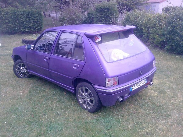 205 tuning a vendre