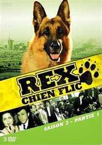 REX,chien flic