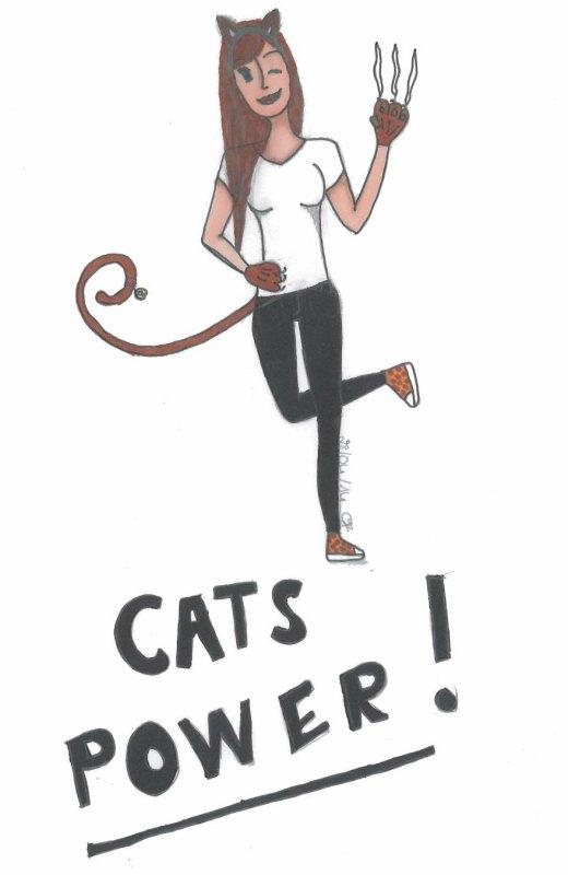 Cats Power ! :D