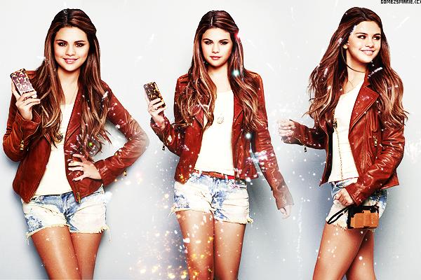 Bienvenue sur GomezsMarie , Ta nouvelle source pour suivre toute l'actualité de la belle Selena Marie Gomez.