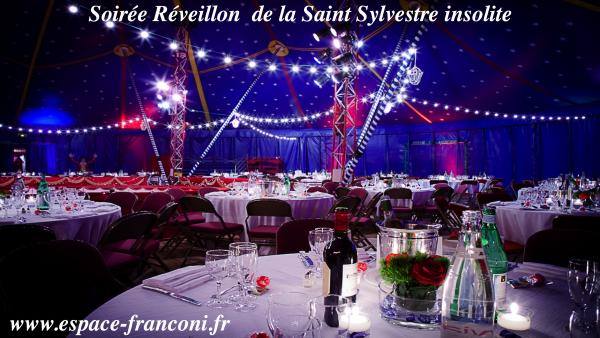 Réveillon du Nouvel An 2017 Seine-et-Marne 77 Saint Sylvestre 2018 Val de Marne 94