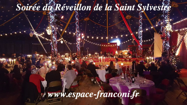 Réveillon du Nouvel An 2018 Seine-et-Marne 77 Saint Sylvestre 2019 Val de Marne 94