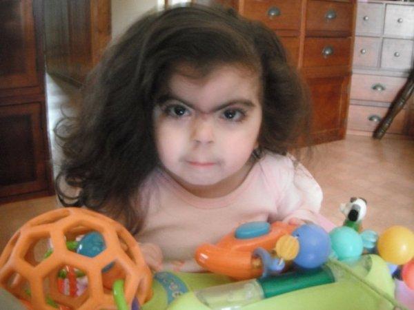 Derniere photo de ma princesse,je t aime ma jolie a moi