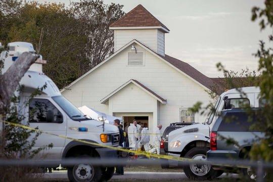 Attentat au Texas : des enfants parmi les victimes de Devin Patrick Kelley La Rédaction, Mis à jour le 06/11/17 08:35