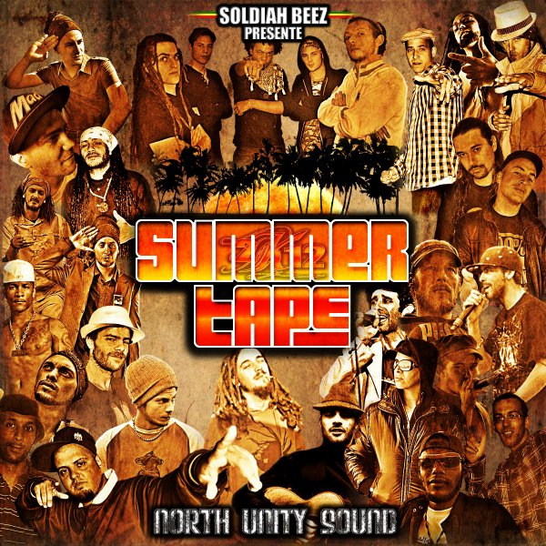 Made In Unity Summer Tape 2K12 / Pas Si Rose(Soldiah Beez Version) (2012)