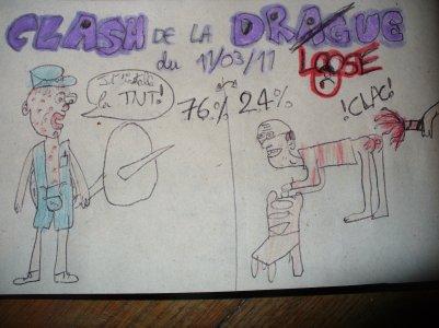 Clash de la LOOSE du 11/03/11