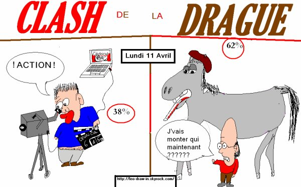 Clash de la DRAGUE_ Lundi 11 Avril