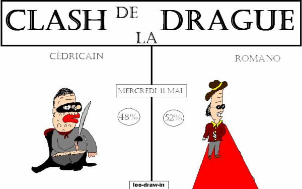 Clash de la DRAGUE_Mercredi 11 Mai 2011