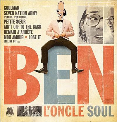 Romano en mode Ben l'Oncle Soul
