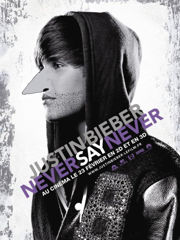 "Difool sayd "" Never say Never""..."