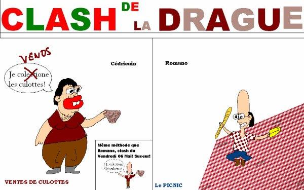 Clash de la DRAGUE_Mercredi 21 Septembre 2011