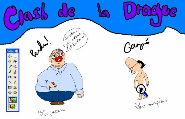 Clash de la DRAGUE_Vendredi 25 Novembre 2011