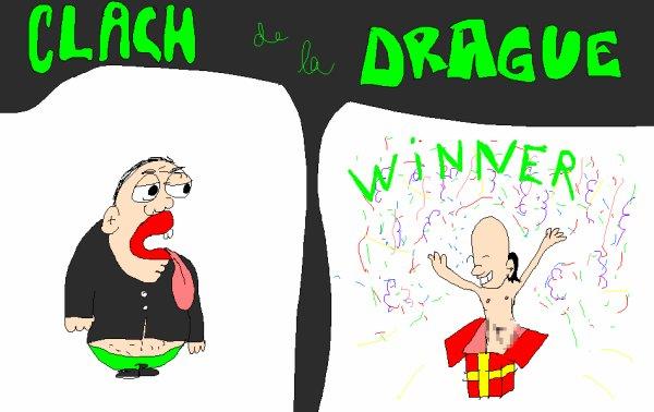 Clash de la DRAGUE_Mercredi 30 Novembre