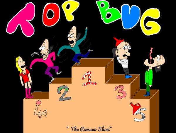 TOP BUG -> Semaine du Mercredi 21 Mars 2012