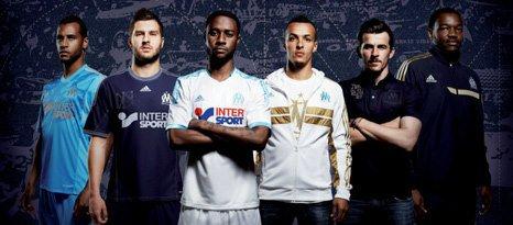 Maillots Saison 2013-2014