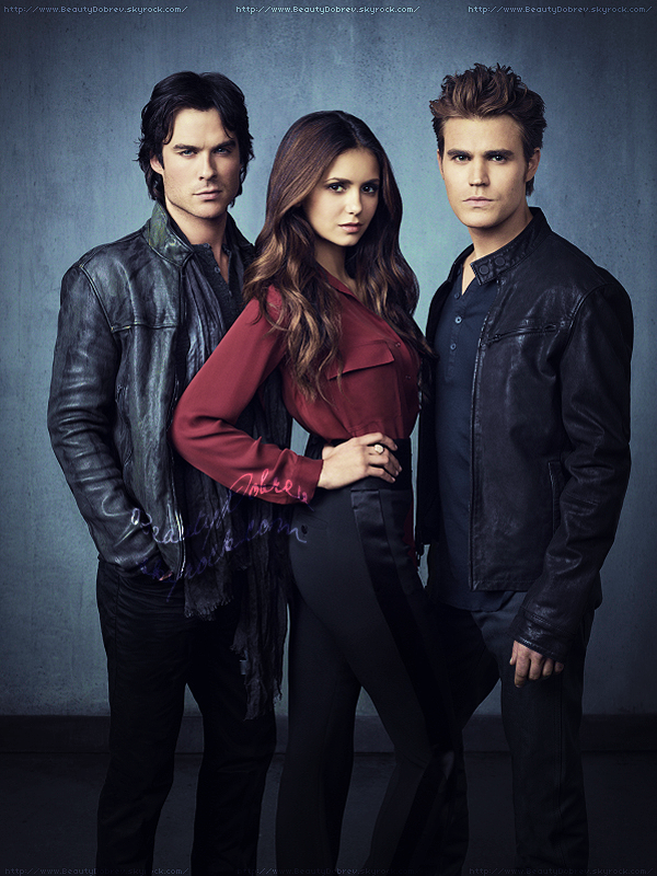 The Vampire Diaries |   29 Septembre 2012 > Nouvelle Photo Promotionnelle de saison 4 débutant le 11 octobre 2012