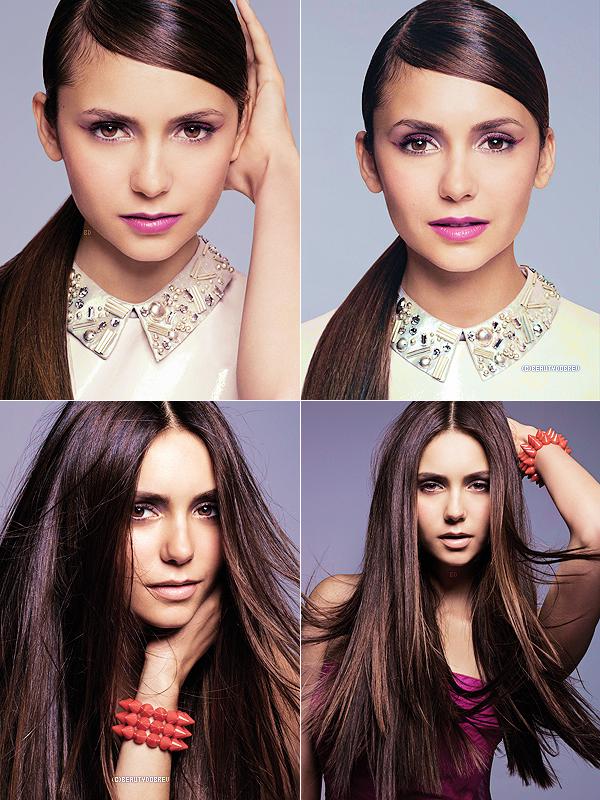The Vampire Diaries |  Octobre 2012 > 2 Vidéo promo' de la saison 4 + Nouvelles photo promo' de la saison 4 de EW + Nina avec ces fans sur le set du 4x03