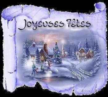 Je vous souhaite de bonnes fêtes de Noël 🎄 gros bisous