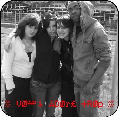 Mwa & Adeline & Estelle & David