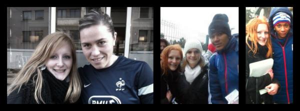 ● Equipe de France Féminine ●
