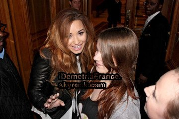 31.03.12 : Demi à Milan, Italie.